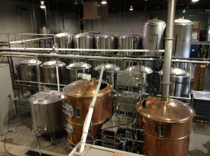 Village's brewing facilities