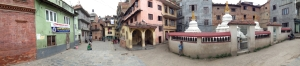 The fascinating city of Patan - a great place to ruminate