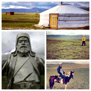 Life on the Mongolian steppe